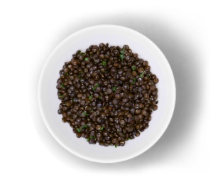 Greek Food Near Me 40-Black-Lentils