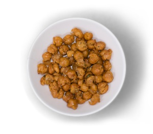 Vegan Food Near Me 118-Seasoned-Crispy-Chickpeas