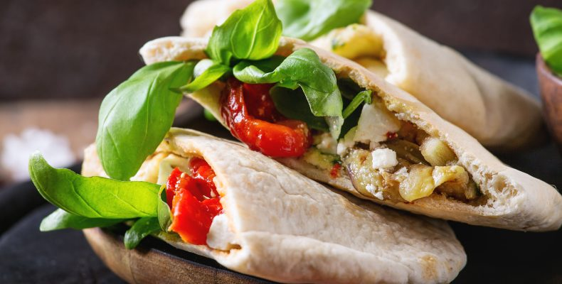 The Origins and Uses of Pita Bread 4